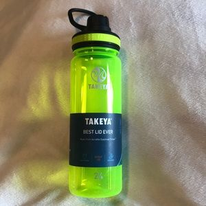 Takeya tritan sports water bottle